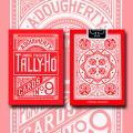 タリホー・リバース・ファン・バック (Tally-Ho Reverse Fan Back)〔レッド・ローズ, リミテッド・エディション〕