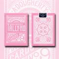 タリホー・リバース・ファン・バック (Tally-Ho Reverse Fan Back)〔ピンク・ローズ, リミテッド・エディション〕