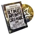 アルティメット・インプロンプチュ・カード・マジック (Ultimate Impromptu Card Magic)