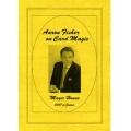アロン・フィッシャー・オン・カード・マジック (Aaron Fisher on Card Magic)