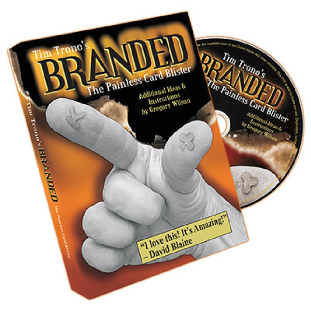 ブランデッド (Branded)