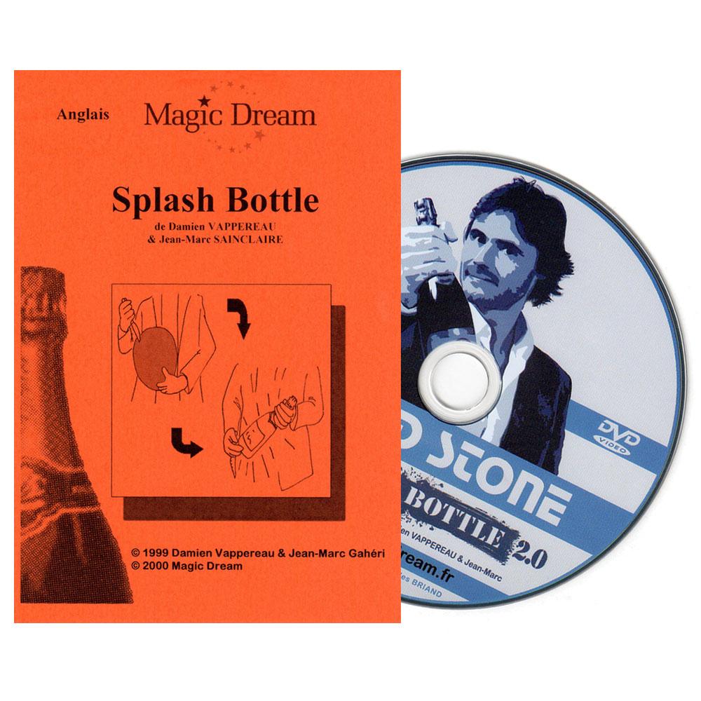 スプラッシュ・ボトル 2.0 & スプラッシュ・ボトル (Splash Bottle 2.0 & Splash Bottle)〔ビニール・ケース版〕
