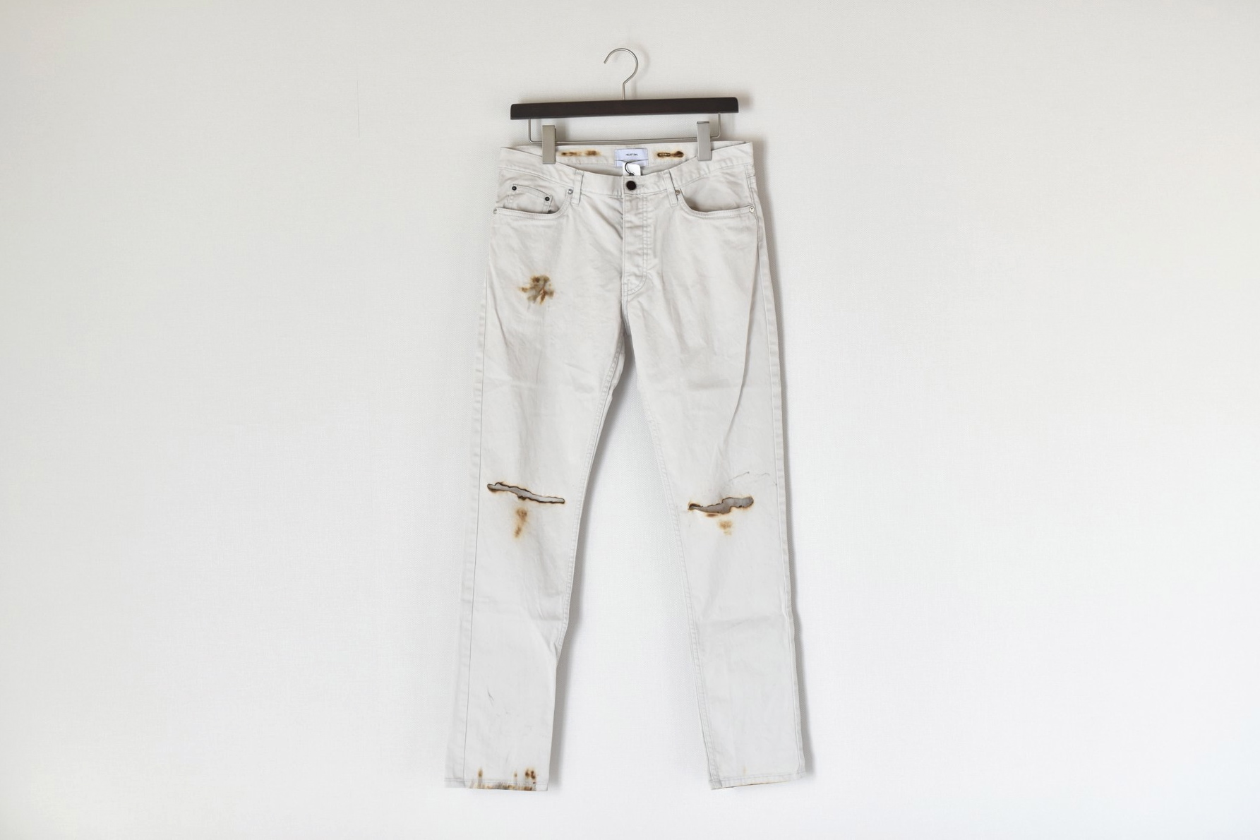 [SALE40%オフ]SONS OF WILLIAM BURNED PANTS