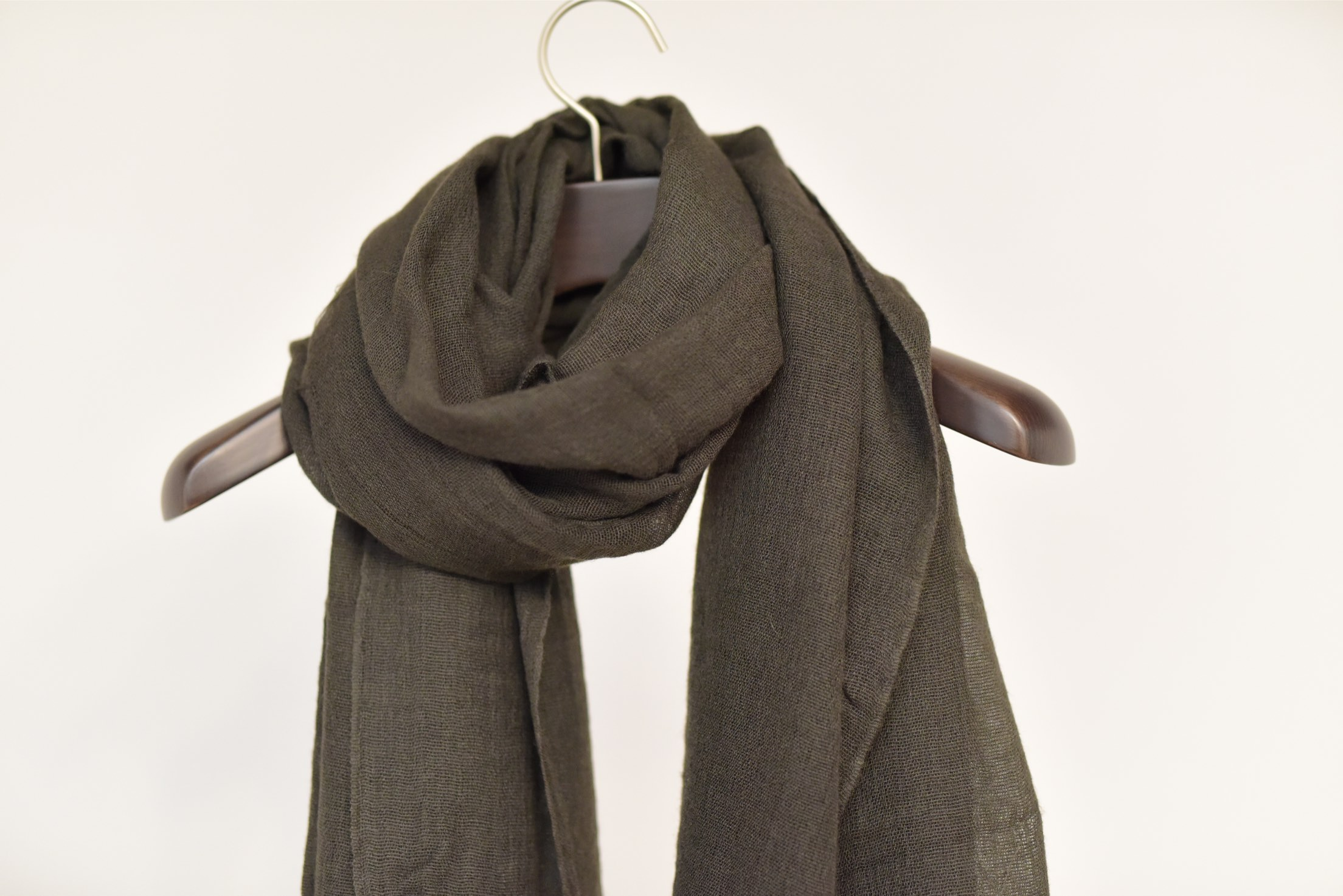 Private 02 04 Slow Cashmere Stole(olivio)