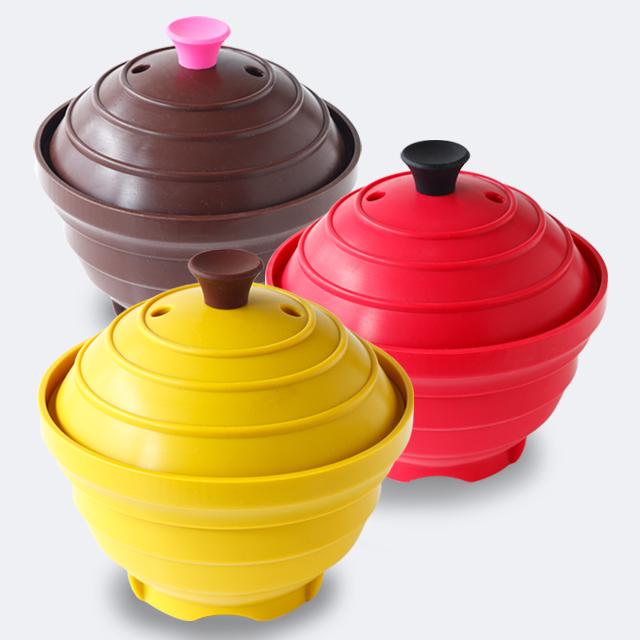 ジャポネ ライススチーマー 3colors