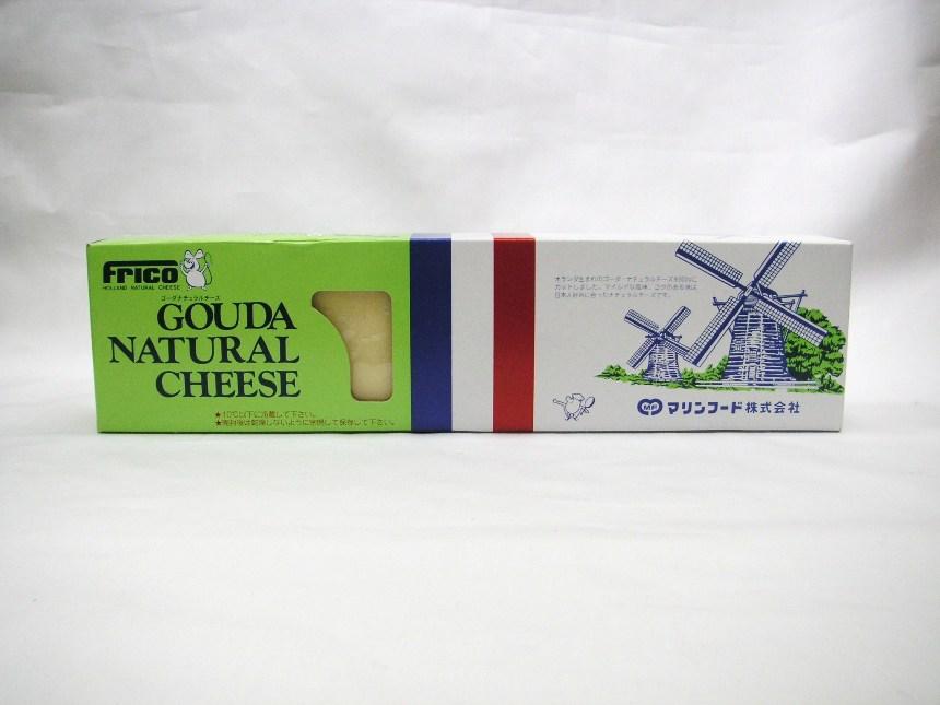 マリン)オランダのフリコ社 ゴーダナチュラルチーズ  800g
