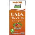 カゴメ)業務用 濃縮飲料にんじん・オレンジミックス(3倍濃縮) 1000ml
