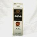 UCC)グランドマスター 炭焼珈琲 アイスコーヒー無糖 1L