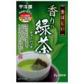 宇治園) 香りのお茶 緑茶ティーバッグ 2g*20P入り
