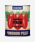イタリア産 カゴメ)ホールトマト 2号缶 800g