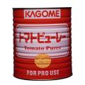カゴメ) トマトピューレ 1号缶 3000g