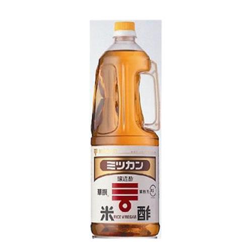 ミツカン) 米酢 プラ 1.8L