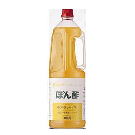 ミツカン)業務用 ぽん酢 1.8L