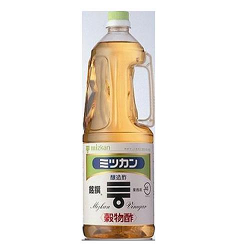 ミツカン)醸造酢 穀物酢  1.8L