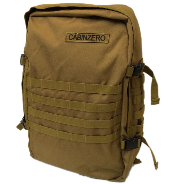 キャビンゼロ 【CABIN ZERO】 Military Backpack 44L  DESERT SAND