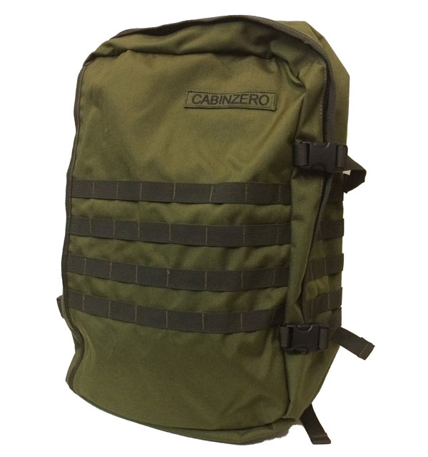 キャビンゼロ 【CABIN ZERO】 Military Backpack 44L OLIVE