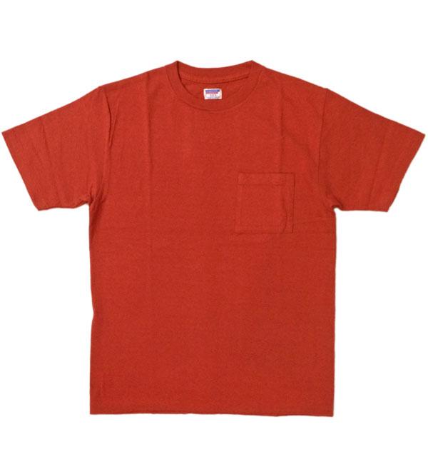 ダブルワークス 【DUBBLE WORKS】 ラフィ天竺 ポケットTシャツ POCKET T-SHIRT 無地 PLAIN ROBSTAR