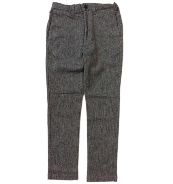 エフオービーファクトリー 【FOB FACTORY】 RELAX SWEAT PANTS リラックススウェットパンツ F0438 CHARCOAL