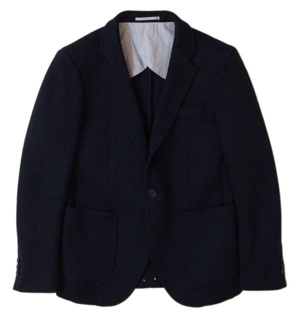 アルブル 【arbre】 Beach Cloth Russel 3B Jacket ビーチクロス3つ釦段返りジャケット