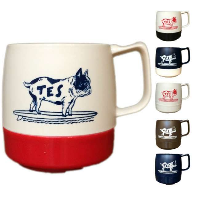 ザエンドレスサマー 【The Endless Summer】 DINEX MUG CUP BUHI MADE IN USA 6COLOR