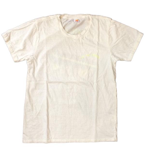 メイプル 【melple】 ベーシックTEE STAY COOL EVERYDAY OFF WHITE