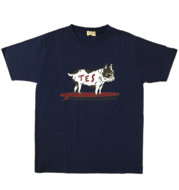 ザエンドレスサマー 【THE ENDLESS SUMMER】 BUHI TEE NAVY