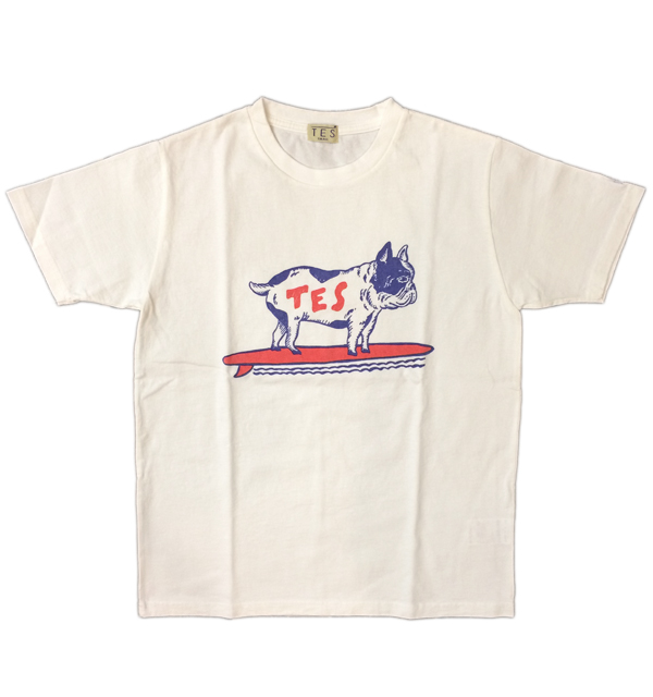 ザエンドレスサマー 【THE ENDLESS SUMMER】 BUHI TEE WHITE