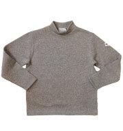 ����ܥޥ졼 ��Arvor Maree�� Mock Fleece Knit/Fleece ��å��ͥå��ե����GRAY