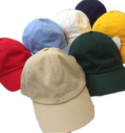 �٥������� ��BAYSIDE�� WASHED TWILL CAP �����å���ɥĥ��륭��å� 7COLOR