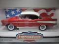 1/18  Ertl  1957  Chevrolet Bel Air Hardtop / シボレー ベルエア ハードトップ 18-204