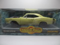 1/18  ERTL 1969 Dodge Super Bee Yellow ダッチ スーパー ビー 18-206