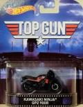 HOT WHEELS /Kawasaki Ninja GPZ 900R - Top Gun 「カワサキ」 「ニンジャ」 「トップガン」 「ホットウィール」 64-89
