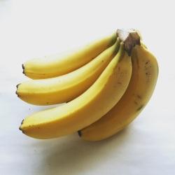 スムージー用バナナ