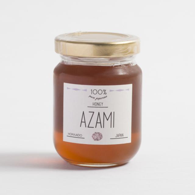 国産100%純粋天然ハチミツアザミのはちみつ(100g)