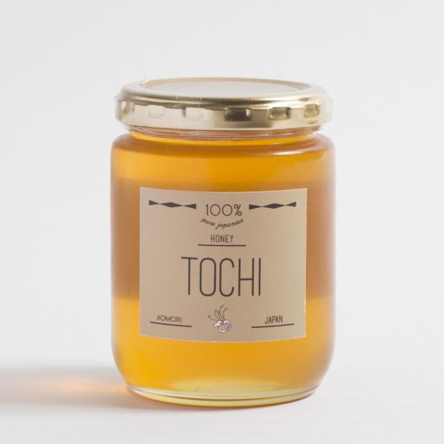 国産100%純粋天然ハチミツとちのはちみつ(300g)