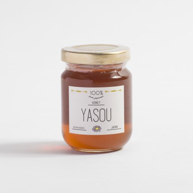 国産100%純粋天然ハチミツ 野草のはちみつ(110g)