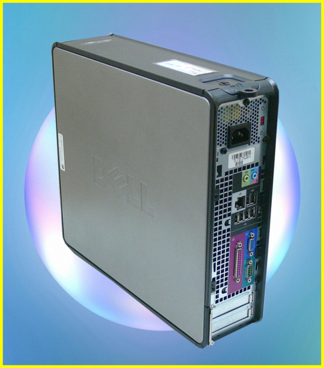 DELL Optiplex 755 SF Celeron 2.0GHz HDD�F80GB�@DVD-ROM