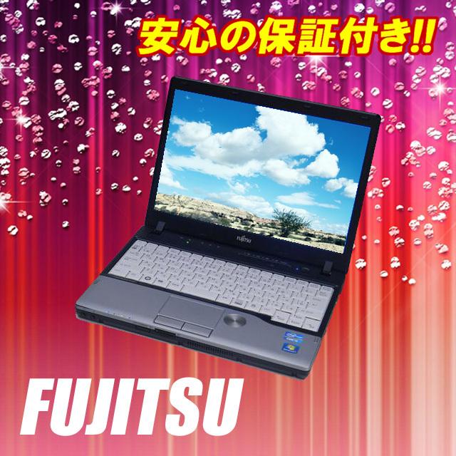 FUJITSU LIFEBOOK P772/F