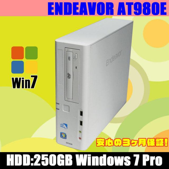 EPSON ENDEAVOR AT980E