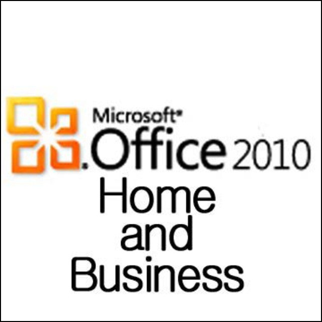 Microsoft Office Home&Business 2010
