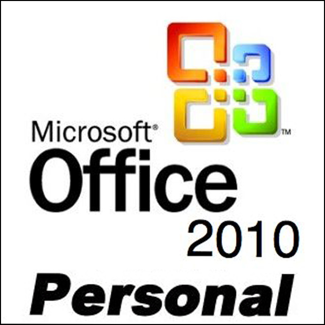 Microsoft Office Personal 2010