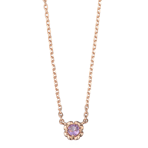 【Birthday Necklace】 February