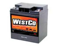 MKバッテリー Westco 12V30