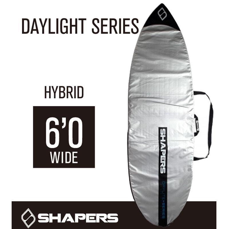 SHAPERS Board case シェーパーズ ボードケース DAYLIGHT SERIES デイライトシリーズ ワイド 6'0