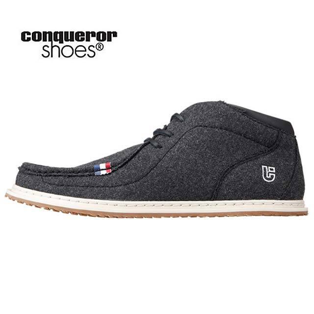 conqueror コンカラーシューズ FLOATER FABRIC フローターファブリック / 靴 スニーカー メンズシューズ