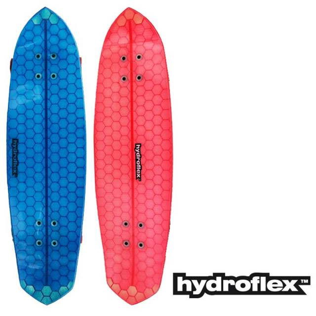 hydroflex ミニクルーザー BEACH LEECH MINI CRUISER  SKATEBOARD/ サーフスケートボード SK8 サーフィン
