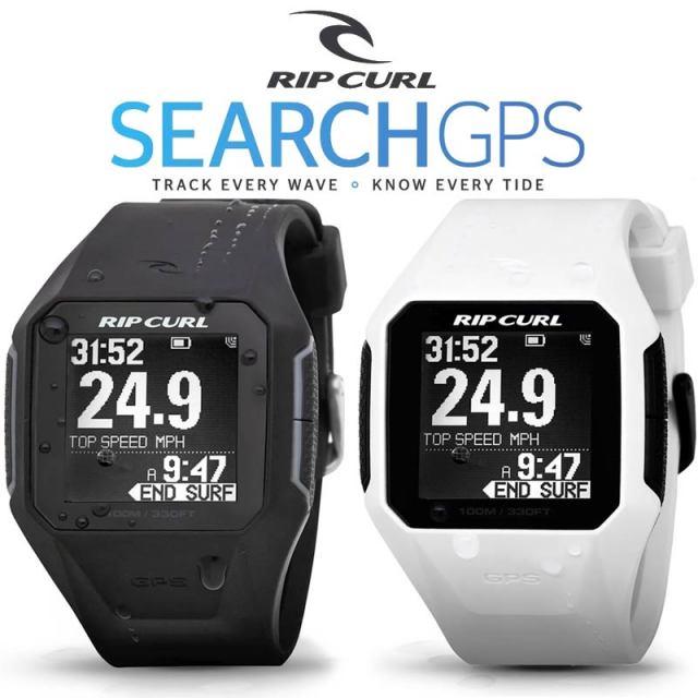 Rip Curl Search GPS 腕時計 リップカール サーチGPS a01-001/ユニセックス 腕時計 サーフウォッチ