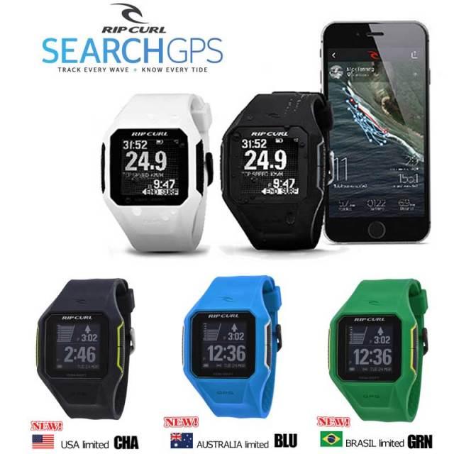 Rip Curl Search GPS TIDE MODEL 腕時計 リップカール サーチGPS a01-001
