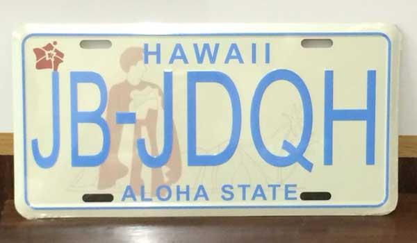 ハワイアン看板 サインプレートボード アメリカ雑貨