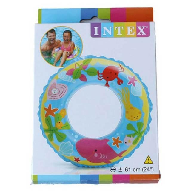 INTEX インテックス スイムリング 61cm 58245